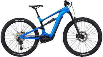 Cannondale Habit Neo 3 (2021) electric blue