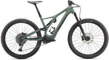 Specialized Turbo Levo SL Expert Carbon (2021) Gloss Sage / Forest Green