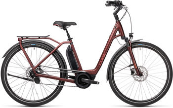 Cube Town Hybrid Pro (2021) red´n´red