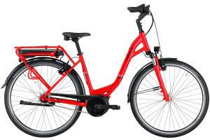 Pegasus Bikes Pegasus Solero E8R (500) Wave 2021 red