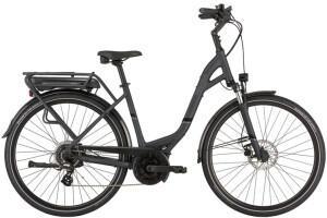 Pegasus Bikes Pegasus Solero E8 Plus (400 Wh) Wave (2021) black matt