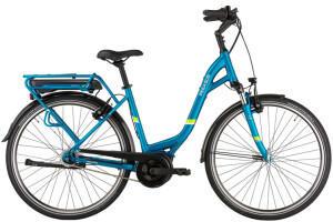 Pegasus Bikes Pegasus Solero E8R Plus (400 Wh) Wave (2021) chrome petrol matt
