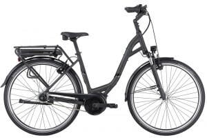 Pegasus Bikes Pegasus Solero E8R Plus (500 Wh) Wave (2021) black matt