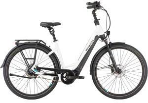 Pegasus Bikes Pegasus Premio EVO 5 Lite Comfort (400Wh) Wave (2021) metallic off-white/black matt