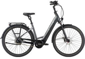Pegasus Bikes Pegasus Premio EVO 5 Lite Comfort (625 Wh) Wave (2021) black chrome matt
