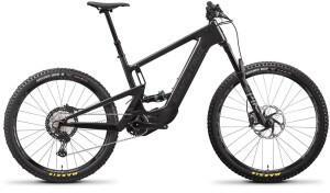 Santa Cruz Bicycles Santa Cruz Heckler 8.1 Lite MX XT E-MTB (2021) gloss carbon/black