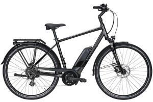Pegasus Bikes Pegasus Solero E8 Sport Performance (500 Wh) Men (2021) black chrome