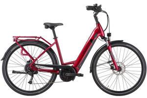 Pegasus Bikes Pegasus Solero EVO 9 (500 Wh) Wave (2021) blackberry red