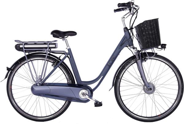LLobe Alu Elektro City Bike