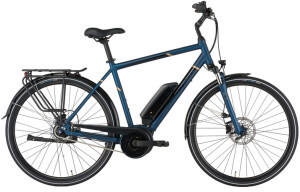 Pegasus Bikes Pegasus Ancura E8R Disc (2021) 500 (Men) blue