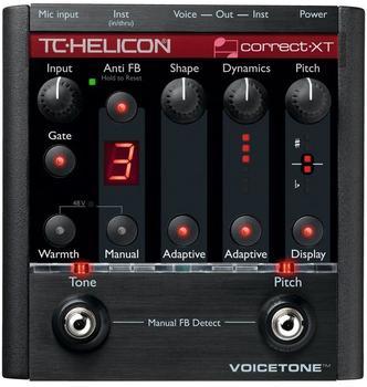 TC-Helicon VoiceTone Correct XT