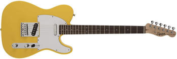 Squier FSR Affinity Telecaster Graffiti Yellow