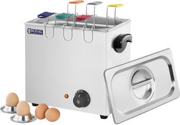 Royal Catering RCEB-6T (2600 W) silber
