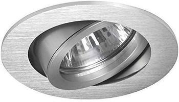 Brumberg NV-Einbaustrahler GX5,3/50W alumatt