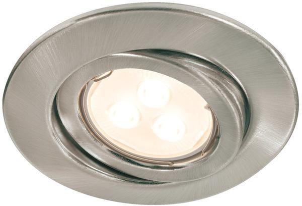 Paulmann Einbauleuchten-Set Quality Line 3,5 W LED 3er Set