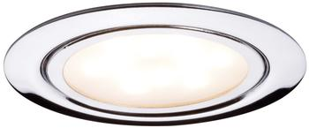 Paulmann Micro Line 4.5W 3er-Set Chrom (93552)