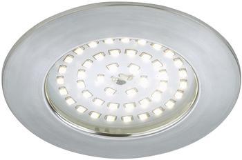 Briloner LED 10,5W rund (7206-019) aluminiumfarbig