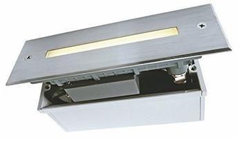 Kapego LED Bodeneinbauleuchte Slim Line in Edestahl