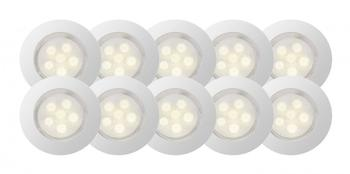 Brilliant Cosa 45 LED 10er-Set (G03094/75)