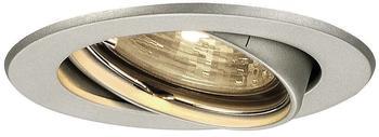 SLV SP Downlight (116119) silbergrau