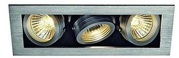 SLV KADUX 3 GU10 Downlight 3-flg. (115536)