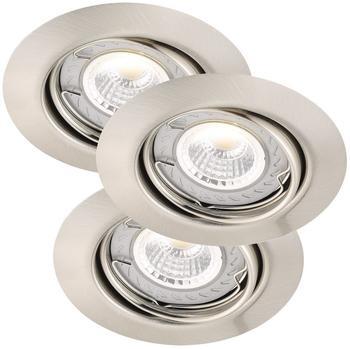 Nordlux Triton LED COB Dim Geb. Stahl