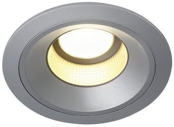 SLV LED Horn DL silber 2700K (160544)