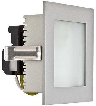 EVN Wand-Einbauleuchte aluminium G9 239 514