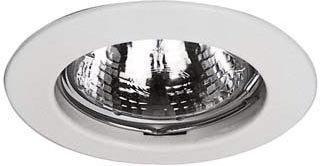 Dorvil Halogen-Einbaustrahler 50W GU10 weiß (527687)