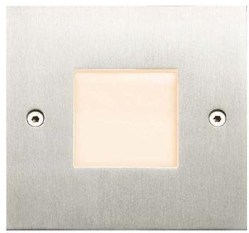 EVN Power-LED-Wandeinbauleuchte 1,2W/ww alu L41 N624
