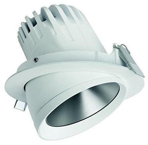 Megatron Carlo MT76633 LED-Einbauleuchte EEK: LED (A++ - E) 35W Warm-Weiß Weiß