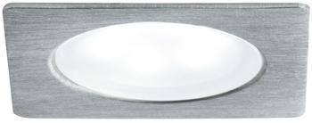 Paulmann 935.89 Lichtspot Strahler Oberflächenbeleuchtung Gebürsteter Stahl LED 4,5 W A++