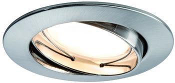 Paulmann SmartHome LED Coin 4,5W (938.43) Eisen gebürstet
