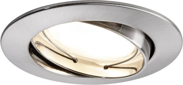 Paulmann SmartHome LED Coin 2,4W (938.42) Eisen gebürstet
