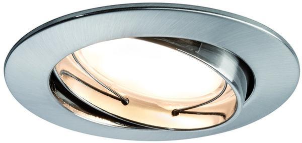Paulmann SmartHome LED Coin 5W (938.44) Eisen gebürstet