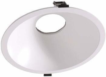 Deko-Light Deko-Light, 230 mm Einbauring für Modular Sytem COB, Aluminium, Weiß, mattiert