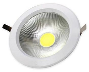 V-TAC 18W LED Einbauleuchte, ¥ 95, kaltweiss