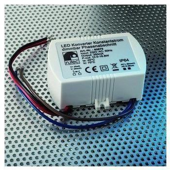 Rutec LED Konverter 350mA 10,5W-16,8W 230V AC dimmbar Phasenabschnitt
