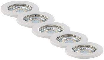 STARLICHT LED Einbauleuchte Downligt 5/BOX White, 21510001