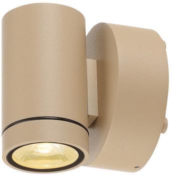 SLV 233223 GUNNSY WALL Downlight, sandy beige, 8W LED, 3000K