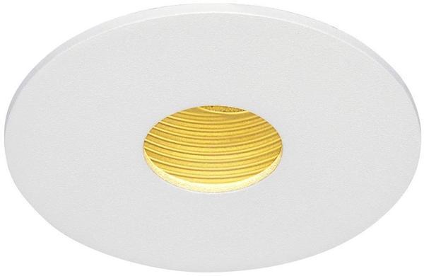 SLV H-Light ROUND HOLE, mattweiss, 12W, 20, 2700K, inkl. Treiber, Clipfeder