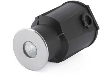 Faro Klassische LED Bodeneinbauleuchte Taro, befahrbar, inkl. Treiber und Einbaugehäuse, Ip67