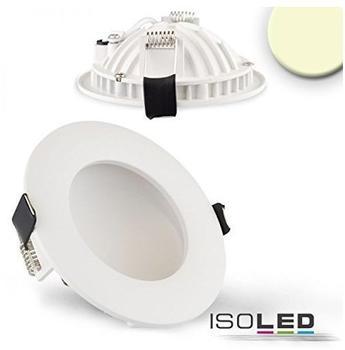 ISOLED LED Downlight LUNA 6W 300lm warmweiss 112427