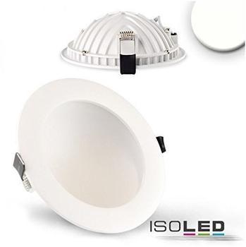 ISOLED-N LED Downlight LUNA 12W weiss, 720lm neutralweiss 112430