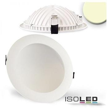ISOLED LED Downlight LUNA 18W 1030lm warmweiss 112431