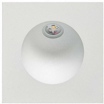 EVN Lichttechnik P-LED Wandeinbauleuchte P20402 ws (1er)