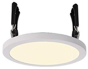 Kapego Deckeneinbauleuchte LED Panel Round II 8, 21,5V, DC 350 mA 800 W
