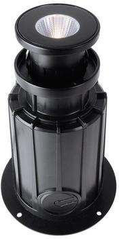 Kapego Bodeneinbauleuchte NC COB I Rund, schwarz, 5 W [Deko-Light 730439]