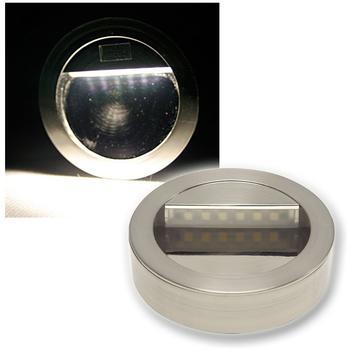 KANLUX LED Wandeinbauleuchte Chrom-matt Aufbauleuchte