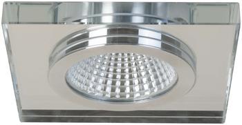 Brumberg 13334003 LED-Einbauleuchte 2700K klarglas eckig 13334003